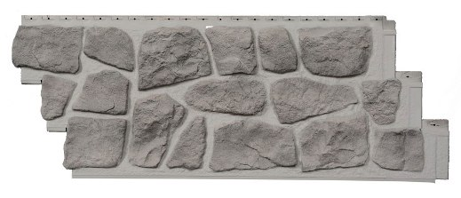 Novik Fieldstone Vinyl Siding Panels Novi Polymer Siding