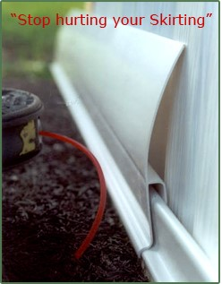 Everlock Deluxe Vinyl Skirting From Skirtingdirect Com